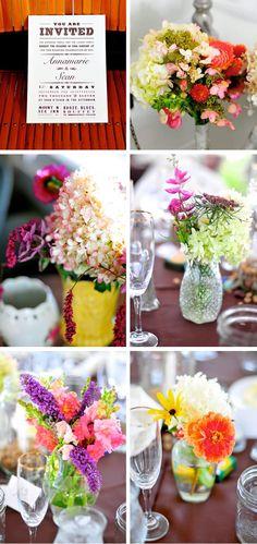 Maine Wedding Full of Wildflowers! | WeddingWire: The Blog