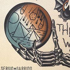 T.O.W. Caravan Tattoo Tour del 8 al 23 de agosto de 2016. David, Gonzalo,Cardin, Kuru y Sergio estaremos en la carretera, tatuando en la caravana los diseños de nuestro libro The Old Way. Para reservar tu cita y obtener más información escríbenos a towflashbook@gmail.com 9, 10 y 11 de agosto Lekeitio y alrededores, Vizcaya. 13, 14 y 15 de agosto zona playa Waikiki, Salou, Tarragona. 16, 17 y 18 de agosto Pals, Begur, Costa Brava, Gerona. 20, 21 y 22 de agosto B.B.C. Fest y alrededores…