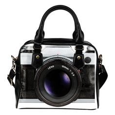 Vintage Camera Handbags, available in multiple styles. If you love photography this is the perfect bag to carry your small cameras and accessories.