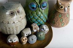 owl collection inspiration