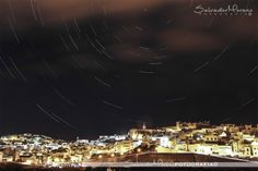Vejer. Foto: Salvador Moreno #photo #Circumpolar #Nocturna