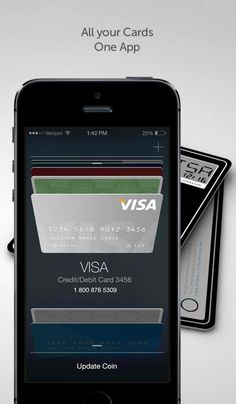 Official iOS app of so-called 'credit card of the future' Coin out now for beta users Coin Card, Card Wallet, Card Ui, Finance Bank, New Gadgets, Ios App, Business Card Design, Your Cards, Coins