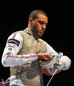 James Davis - Fencing.