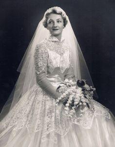 1954 bride