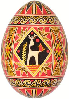 Nativity Pysanka Ukrainian Easter Egg Hand Painted Gifts For All