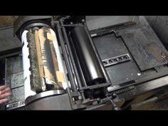 【アメリカの活版印刷機】Vandercook Letterpress【バンダークック】