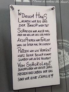 ����HAUS����Wandschild Deko Shabby Vintage Tafel Türschild in Möbel & Wohnen, Dekoration, Schilder & Tafeln | eBay!