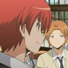 cute Karma (OMG how is it possible ? XD He is so cool ~) - Assassination Classroom