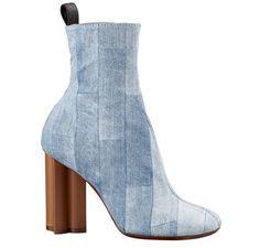 Les bottines Swinging de Louis Vuitton
