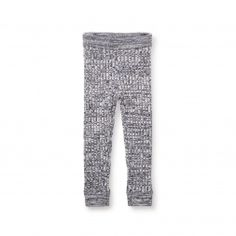These perfectly patterned sweater leggings will get her set for those colder days.
