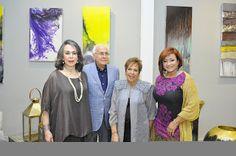 Armario de Noticias: ¡Explosión de Color! Exposición Cuadros Decorativo...