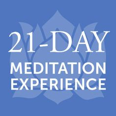 """Oprah and Deepak Chopra """"Expanding Your Happiness: Meditation Experience."""" Begins online August 11 Registration and participation are FREE! I've signed myself up. I like Deepak Chopra and I can always benefit from more meditation. Deepak Chopra Meditation, 21 Day Meditation, Meditation Practices, Gym Shoulder Workout, Love Handles Challenge, Spiritual Awakening Stages, Perfect Physique, 2 Week Diet, Kundalini Yoga"""