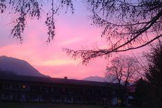 Восход. Бавария