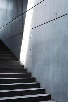 Collezione by Tadao Ando, Omotosando, Tokyo.  Anything and everything concrete!!!