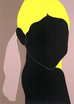 Ponytail, Gary Hume, 2009