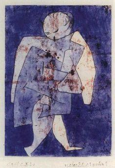 Paul Klee, where where where, 1940