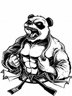 The great Pandarian warriors were well versed in Jiu-Jitsu