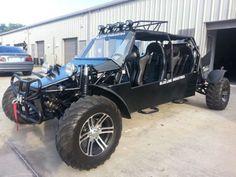 Dune Buggy 1000cc Sand Rail Four Seater Sidexside UTV Loaded Street Legal | eBay