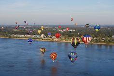 Natchez, Mississippi   Great Mississippi River Balloon Race in Natchez, MS   Flickr - Photo ...