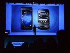 Two challenges new BlackBerry CEO John Chen must beat