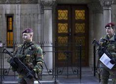 Belgium Soldiers Terrorism