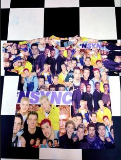 OMIGHTY NSYNC Tee. I need this.  Yesterday.