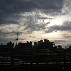 Love #cityscapes against the #amazing canvas that #God has painted above
