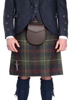 Stewart Hunting Weathered Tartan Custom Made Kilt Kilt Wedding, Tartan Wedding, Wedding Dresses, Scottish Dress, Scottish Kilts, Men In Kilts, Kilt Men, Black Kilt, Le Kilt