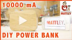 Come costruire un power bank fai da te da 10000mAh