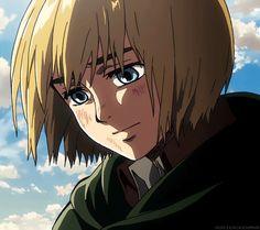 Shingeki no Kyojin — SnK Season 33 - [Armin Arlert] Mikasa, Armin Snk, Ereri, Tokyo Ghoul, Aot Characters, Attack On Titan Anime, Levi Ackerman, Me Me Me Anime, Attack On Titan