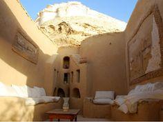 Adrere Amellal Luxury Eco Hotel #Siwa #Egypt