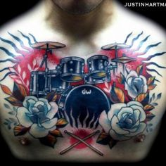 9 Music Tattoos That Will Rock Your World | Inked Magazine
