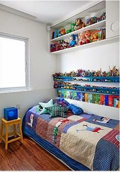 inspiração quarto infantil