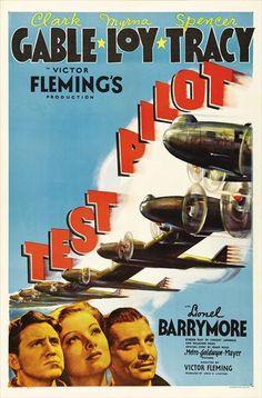 """1938 - Place 11 - """"Test Pilot"""" Victor Fleming"""