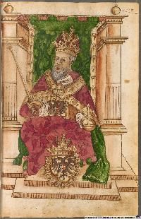 Image 00097 Kaiser Karl, Friedrich Ii, Empire, Spain And Portugal, 16th Century, Art Boards, Germany, Princess Zelda, Painting