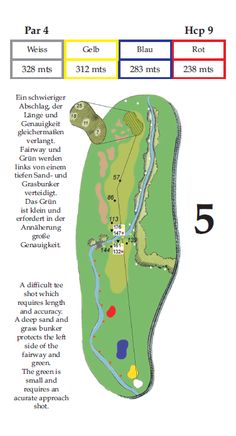 Tee 5 Golfclub Gut Altentann