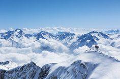 Sarenne-Alpe d´Huez, Francia (3.330 metros)