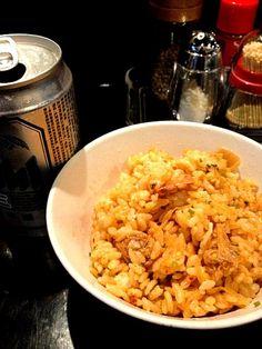 残った酢飯で作ります。 - 6件のもぐもぐ - 風天 牡蠣キムチチャーハン by kidai