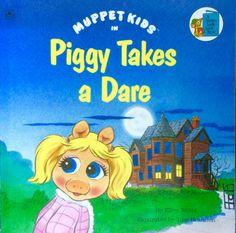 Piggy Take A Dare by Lonestarblondie on Etsy