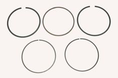 300 TRX Piston Ring Set 51-229 WSM Honda 250