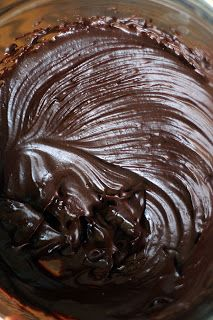 Hot Fudge Low Carb - * This can also be used as ganache. It's got a smooth texture and firms up nicely in the fridge but doesn't get too hard.