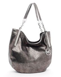 Michael Kors   I bought a MK purse similar to this one today and it is reversible!