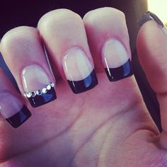 Prom nails! #prom #nails
