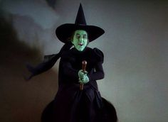 The Witch from the Wizard of Oz evil movie witch classic halloween wizard of oz halloween costumes