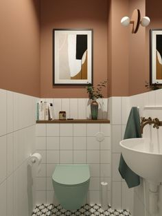 36 Decorating Interior Design Everyone Should Try This Year – Home Decor & Interior Design 36 Decorating Interior Design Everyone Interior Design Boards, Bathroom Interior Design, Interior Decorating, Bad Inspiration, Bathroom Inspiration, Toilette Design, Small Bathroom, Bathrooms, Bathroom Modern