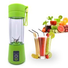 Cheap juice extractor, Buy Quality kitchen appliances directly from China portable juice extractor Suppliers: USB Multipurpose Charging Mode Juicer Juice Extractor Portable Mini Hand Blender Household Kitchen Appliances With Food Grade PC Juicing With A Blender, Smoothie Blender, Juice Blender, Blender Bottle, Hand Blender, Usb, Small Juicer, Batterie Portable, Cleanser