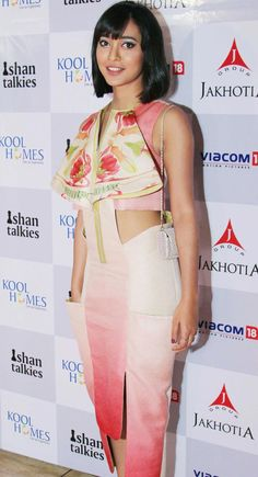 Sayani Gupta at the screening of 'Margarita With A Straw' in Delhi. #Bollywood #Fashion #Style #Beauty