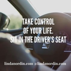 DON'T LET ANYONE ELSE DECIDE THE DIRECTION OF YOUR LIFE