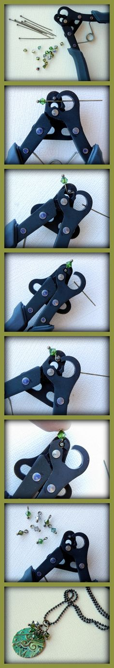 i so want this: 1-step Looper tool | http://awesomejewelrycollections.blogspot.com