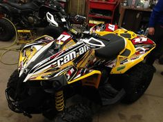 Trying to decide: Outlander or Grizzly? - Page 3 - Can-Am ATV Forum